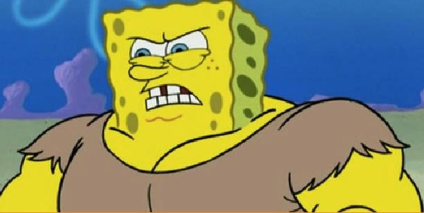 Spongebob Musculos