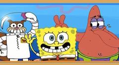 Spongebob si Prietenii