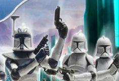 Star Wars Clone Wars Showdown