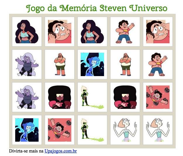 Steven Universe de Memmorie