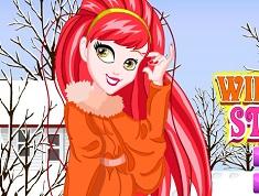 Stilul Chic de Iarna