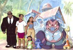 Stitch Puzzle de Familie