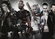 Suicide Squad 6 Diferente