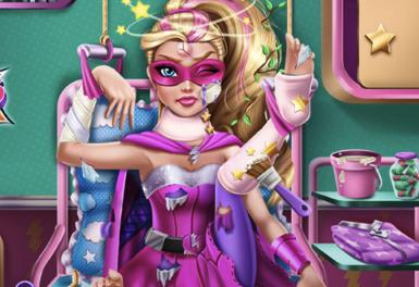 Super Barbie Recuperare la Spital