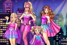 Super Barbie Transformarea Surorilor
