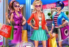 Super Barbie Zi De Cumparaturi