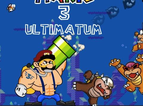 Super Mario cu Bazooka
