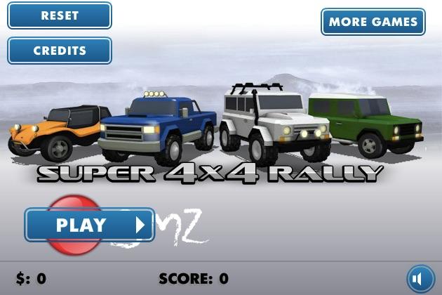 Super Raliu 4x4