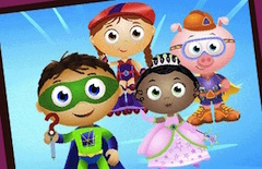 Super Why Puzzle