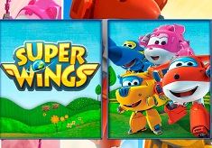 Super Wings Carti de Memorie