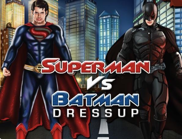 Superman vs Batman de Imbracat