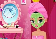 Supermodelul si Tratamentul de Frumusete