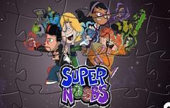 Supernoobs Jigsaw