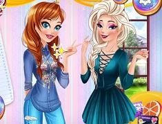 Surorile Frozen si Testul Prieteniei