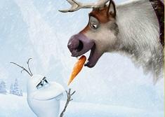 Sven si Nasul lui Olaf
