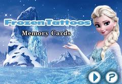 Tatuajele Frozen de Memorie