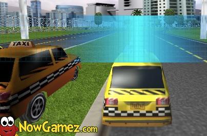 Taxi 3D Curse