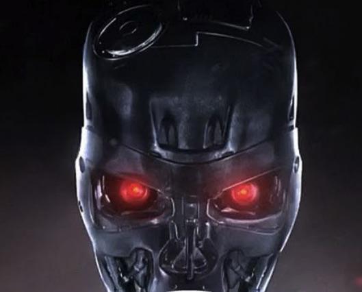Terminator Imagini Ascunse