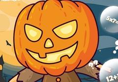 Test de Matematica de Halloween