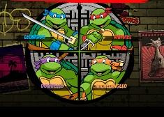 Testoasele Ninja Lupte