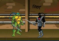 Testoasele Ninja si Salvarea Maestrului…