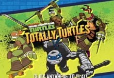 Testoasele Ninja Totale