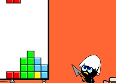 Tetris cu Calimero