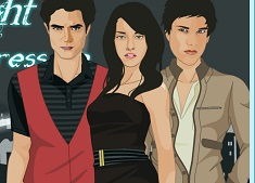 Tinutele Personajelor Twilight