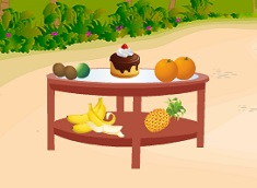 Tortul Tropical de Fructe