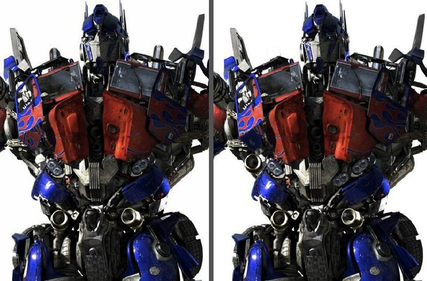 Transformers Diferente cu Optimus…