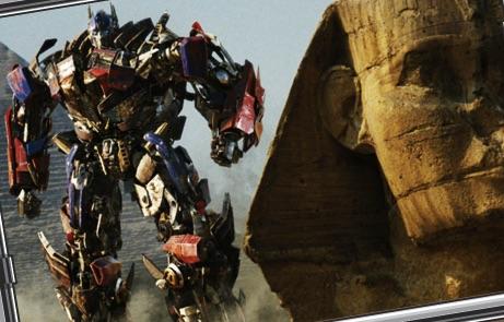 Transformers in Egipt