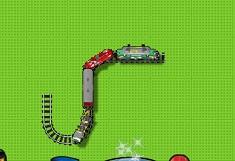 Trenurile Lego