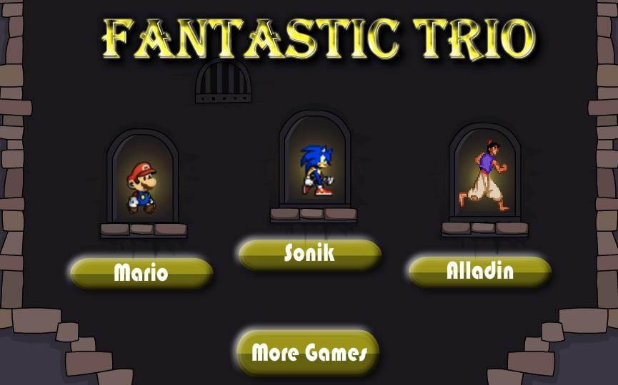 Trio Fantastic