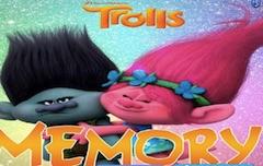 Trolls Carti de Memorie