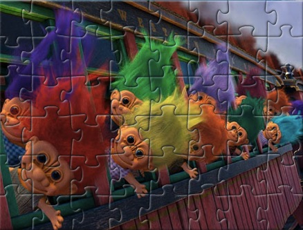 Trolls Puzzle 2