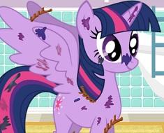 Twilight Sparkle Messy
