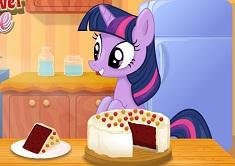 Twilight Sparkle si Tortul Rosu