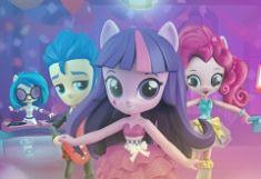 Twilight Sparkle Surpriza cu Dans