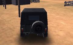 UAZ Rusesc 3D