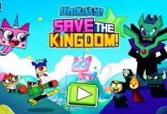 Unkitty Salveaza Regatul