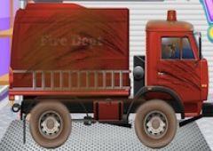 Urgenta cu Masina de Pompieri