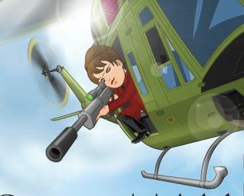 Vanatorul din Elicopter