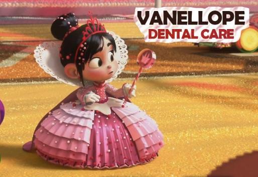 Vanellope Ingrijiri Dentare
