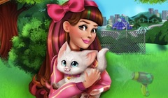 Victoria Adopta o Pisica