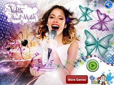 Violeta Jewel Match