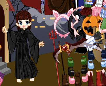 Vrajitoare de Halloween