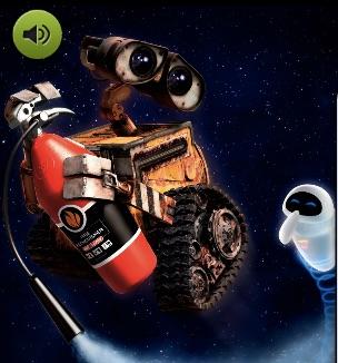 Wall-E de Memorie