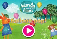 Wanda si Extraterestrul Sparg Baloane