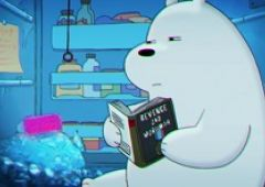 We Bare Bears Forta Polara