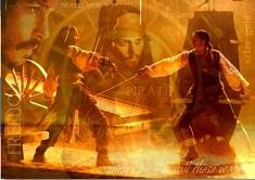 William Turner Vs Jack Sparrow